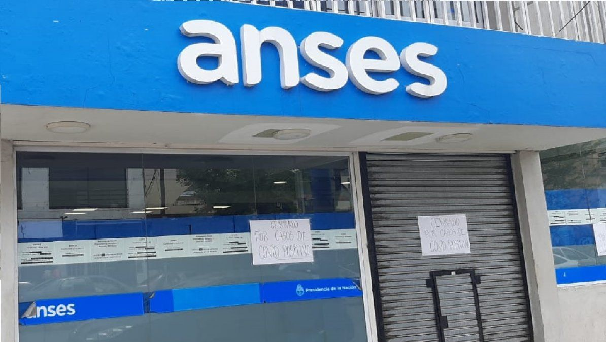Cierra la sede de Anses en Monte Grande por Covid-19