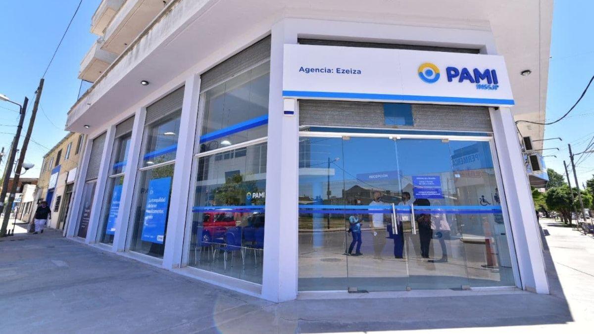 Pami inauguró su nueva sede en Ezeiza.