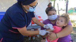 Aplicarán la vacuna Sinopharm a niños entre 3 y 11 años