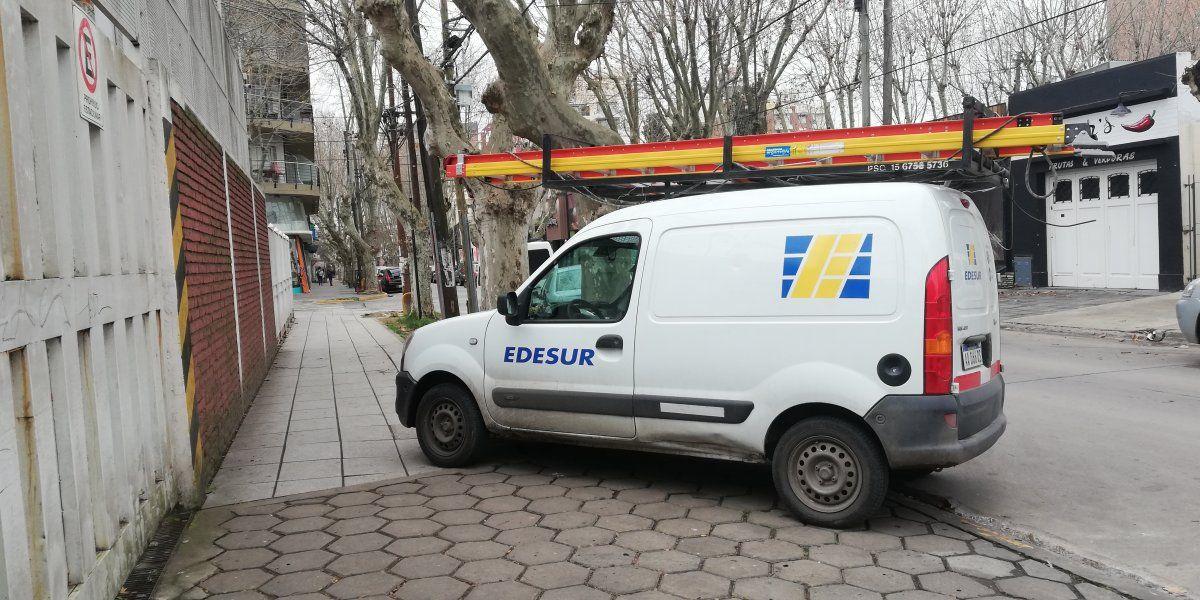 Cerca de 2.000 vecinos están sin luz en Esteban Echeverría