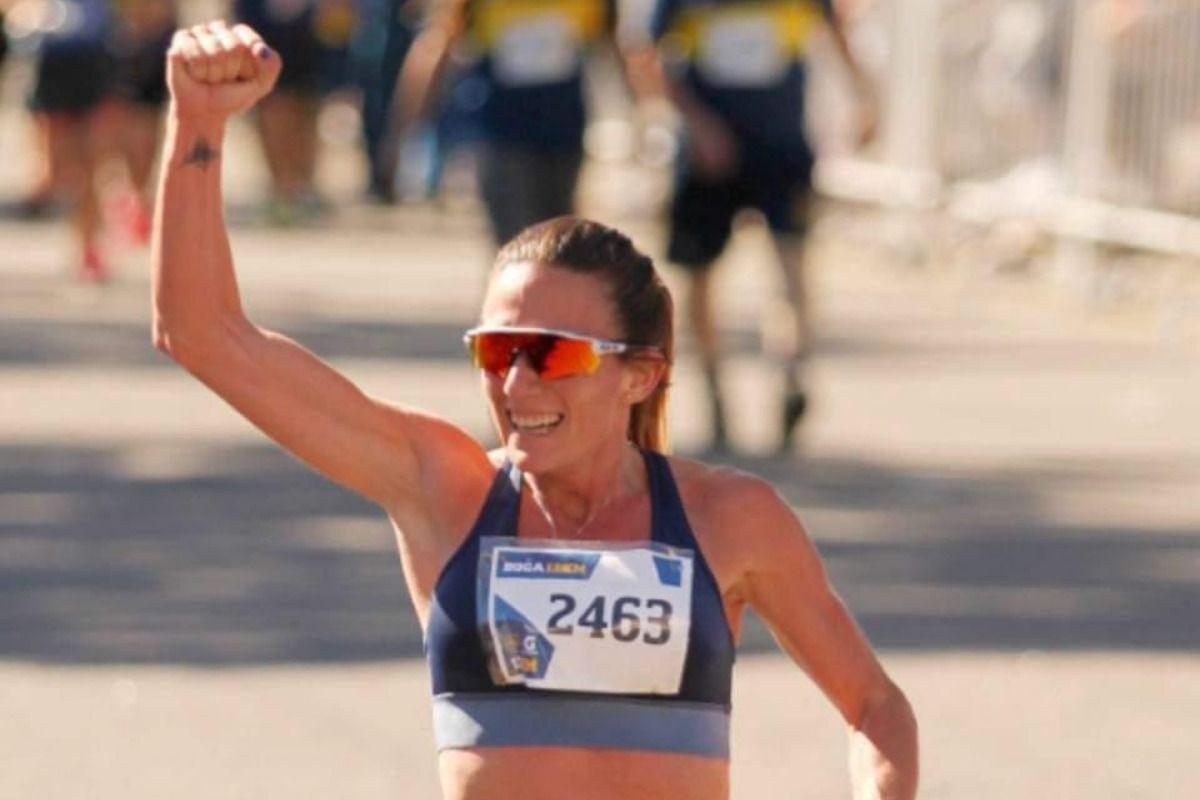 abogada y maratonista: una vecina de canning se destaca en competencias internacionales