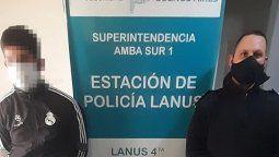 lanus: detuvieron al supuesto asesino del vecino de remedios de escalada