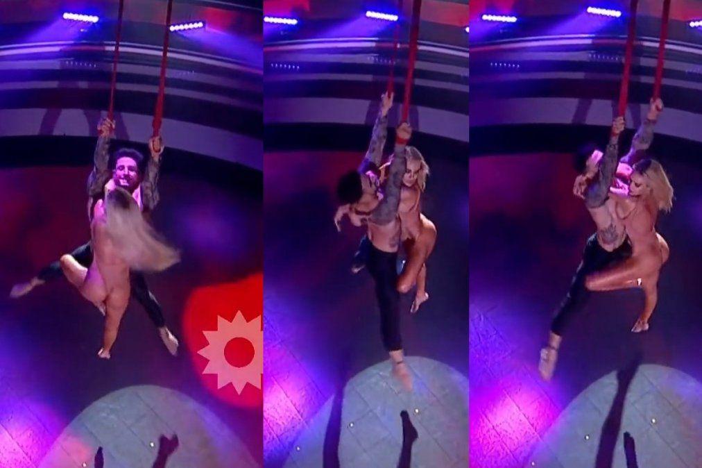 Luciano Paradiso es un bailarín de Monte Grande que forma parte de el programa Showmatch: La Academia.