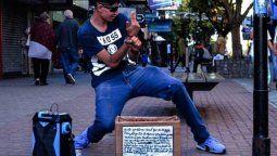 murio el fichy, el conocido bailarin de la peatonal de quilmes