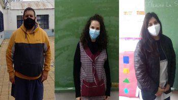 Día del Maestro en Esteban Echeverría: las historias de tres docentes locales