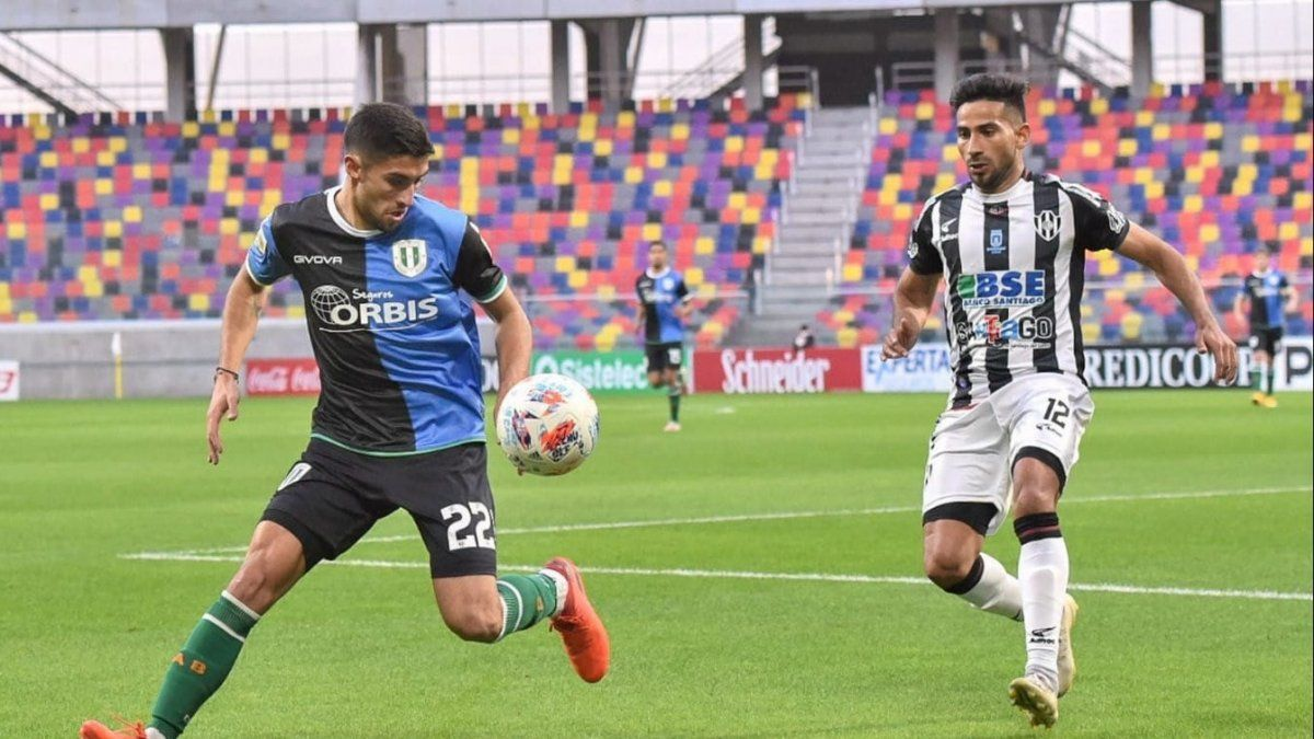 Banfield debutó con un empate en la Liga Profesional