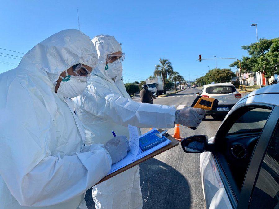 Coronavirus en Brown: los recuperados pasaron los 12.000