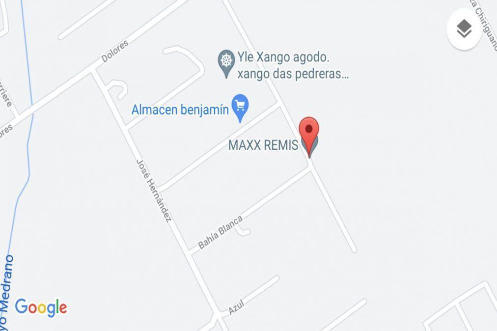 El incendio se produjo en la localida de El Jagüel.