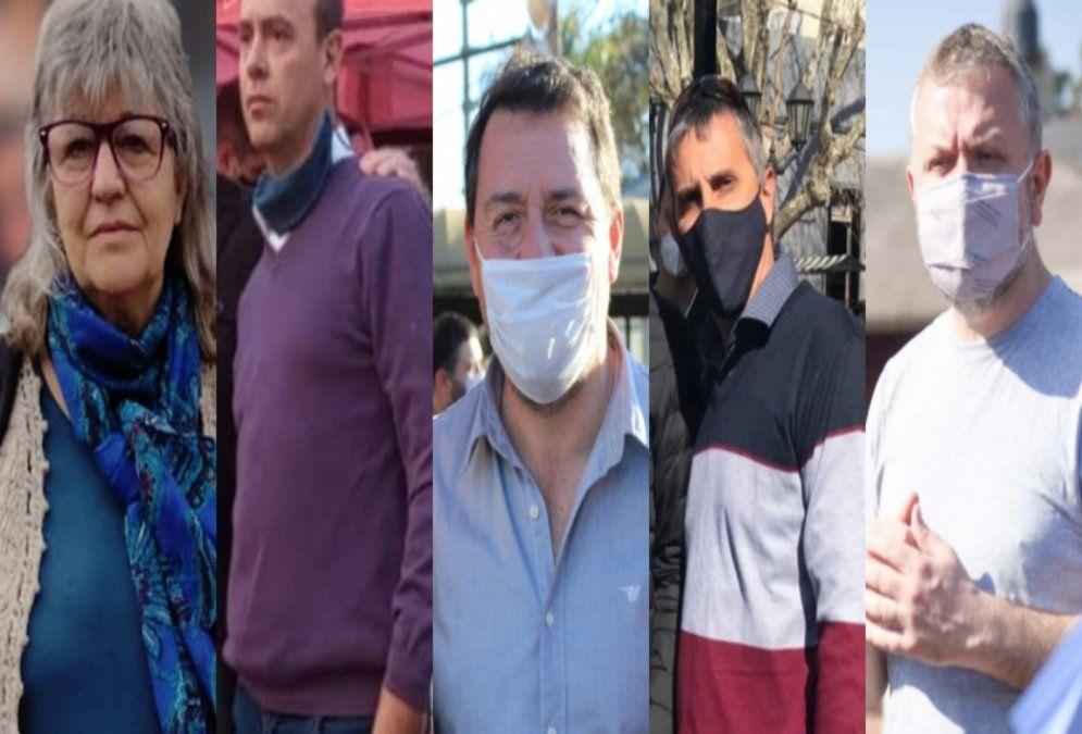 PASO en Almirante Brown: quiénes son los candidatos