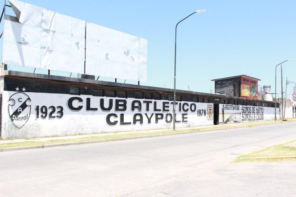 Claypole ya tiene fecha para la vuelta a los entrenamientos