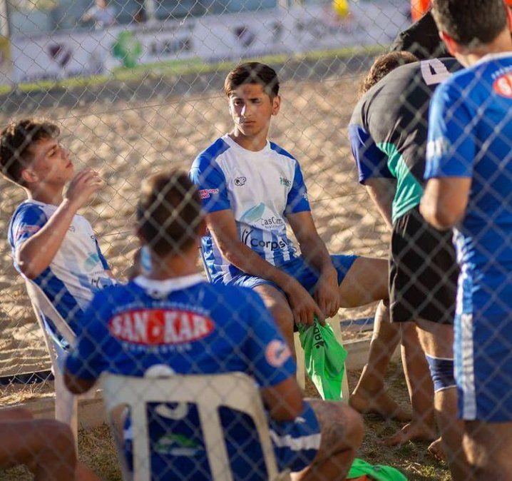 Canning: fútbol playa retomará los entrenamientos y buscará consolidarse como disciplina de ADCC