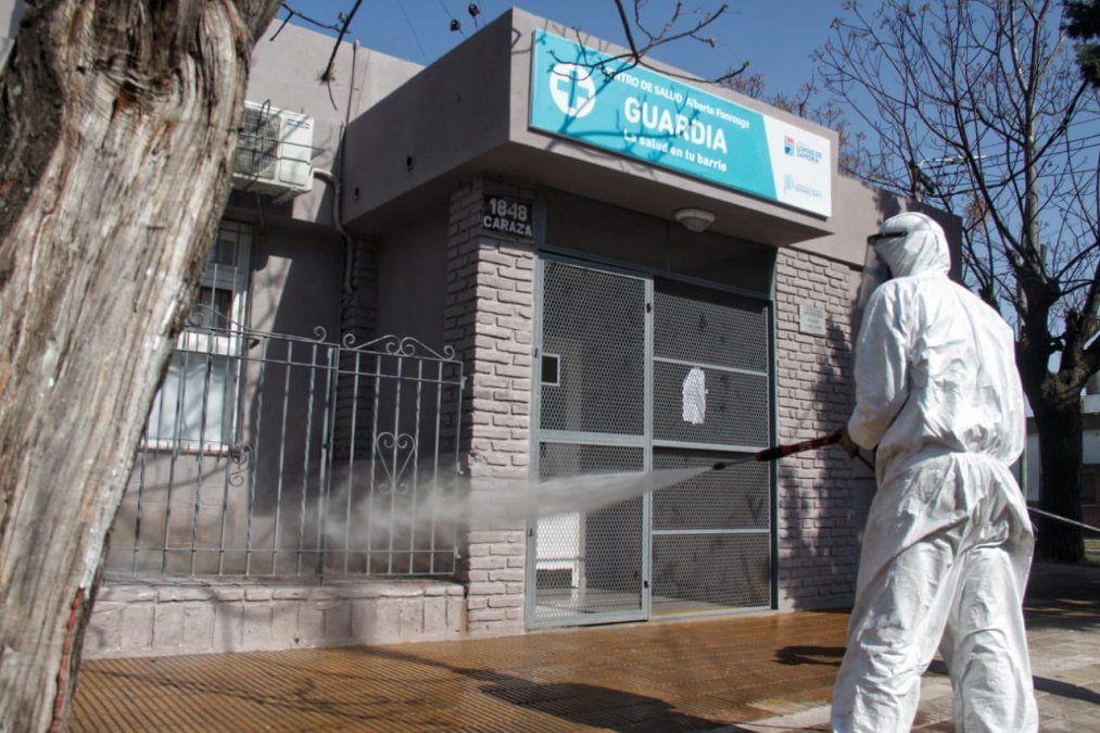 Coronavirus en Lomas: tres muertos y 181 nuevos contagios