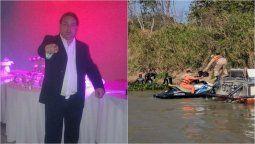 era musico en lomas, murio en el rio parana y su familia necesita ayuda para traerlo