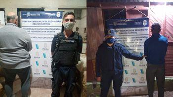 San Vicente: allanamientos y 6 detenidos por un robo en un country