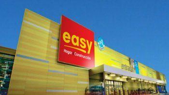 Abrirán un local de Easy en Monte Grande: cuándo se inaugura y dónde estará ubicado