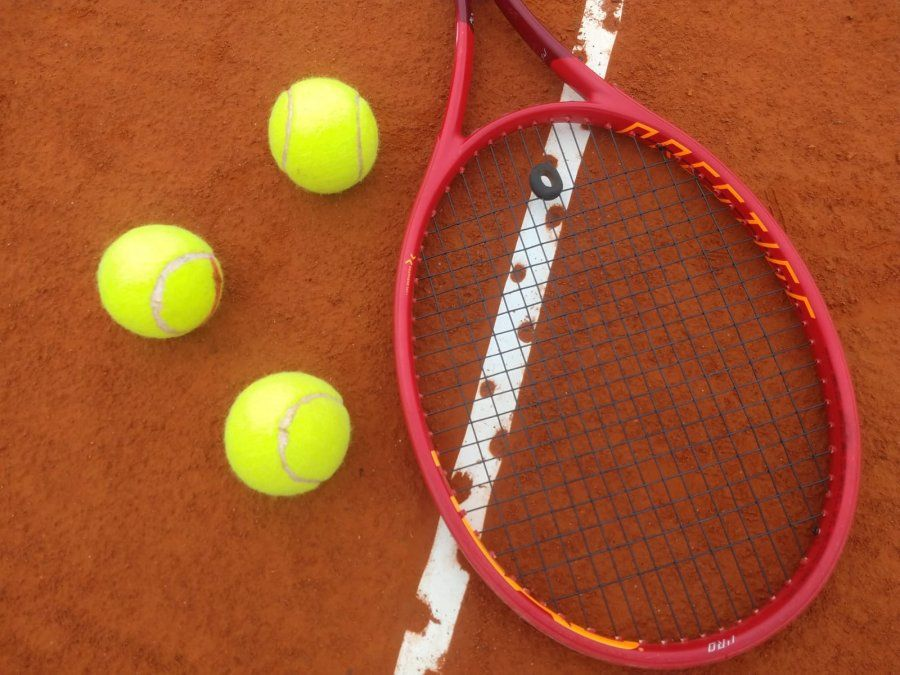 Crisis en el tenis de la región por falta de pelotas