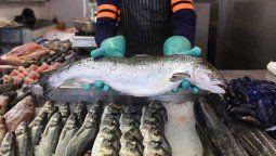 el gobierno prohibio la exportacion de pescados por la bajante del parana