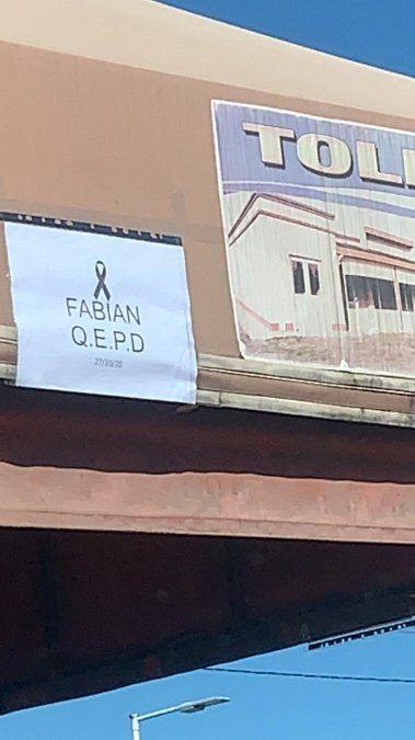 Dolor en Canning por la muerte de Fabián, el vendedor que era sinónimo de progreso