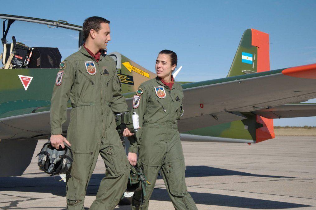 La Fuerza Aérea abrió la inscripción para el ciclo 2021