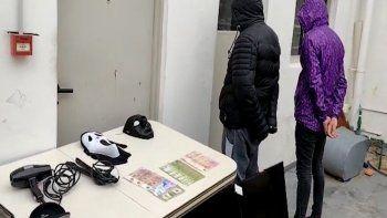 Cayeron dos delincuentes que desvalijaban casas en Lanús