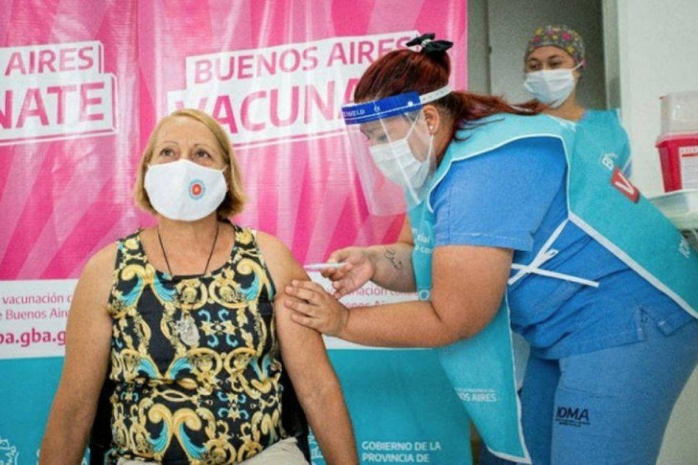 Más de 60 mil vecinos fueron vacunados contra el coronavirus en Brown