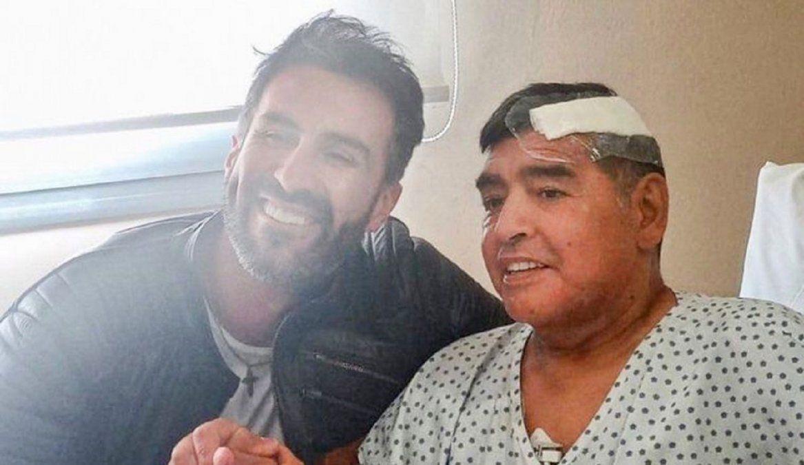 Muerte de Diego Maradona: ¿Qué secuestraron en el allanamiento en la casa de Leopoldo Luque en Adrogué?