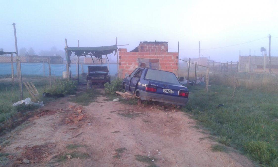 Un fallecido en Domselaar en un incendio de vivienda