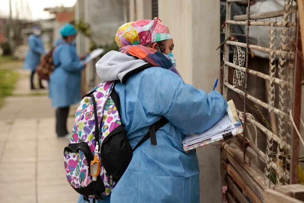 Coronavirus en Brown: por primera vez en varias semanas no hubo fallecidos
