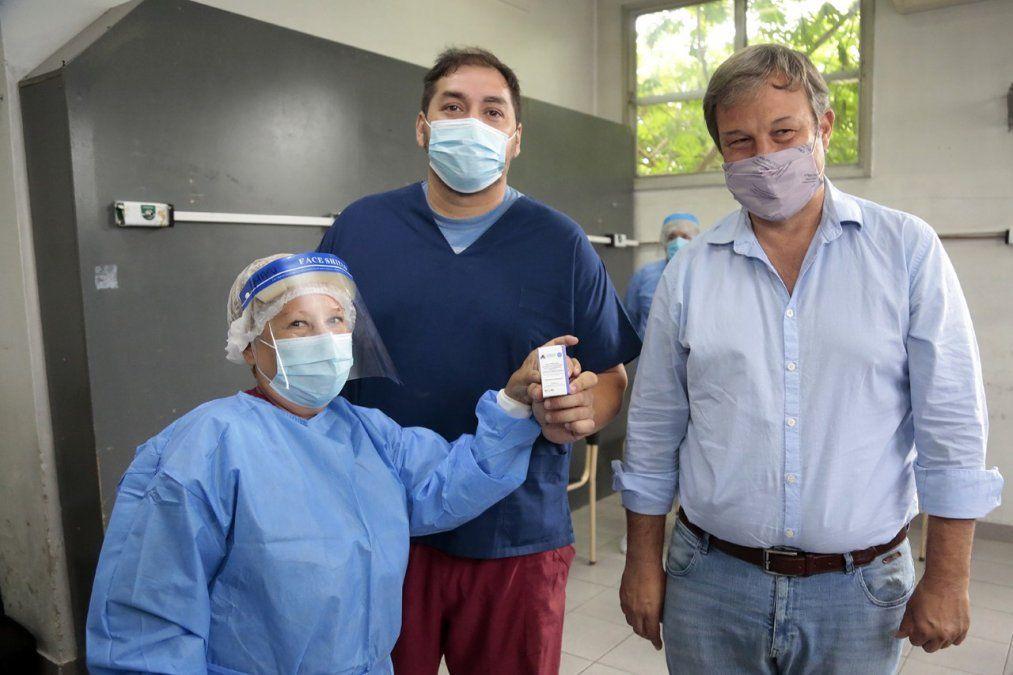 Cascallares sobre la vacunación VIP: Intentan desmerecer todo lo importante