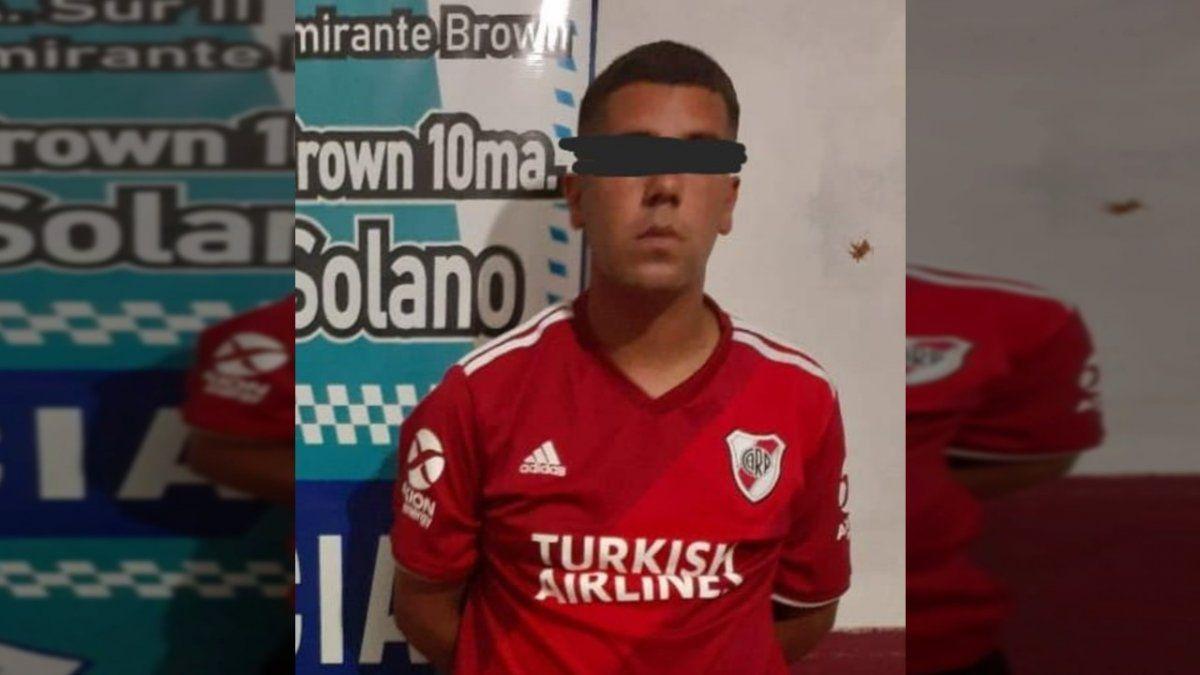 Era buscado por una violenta entradera: fue detenido en Solano