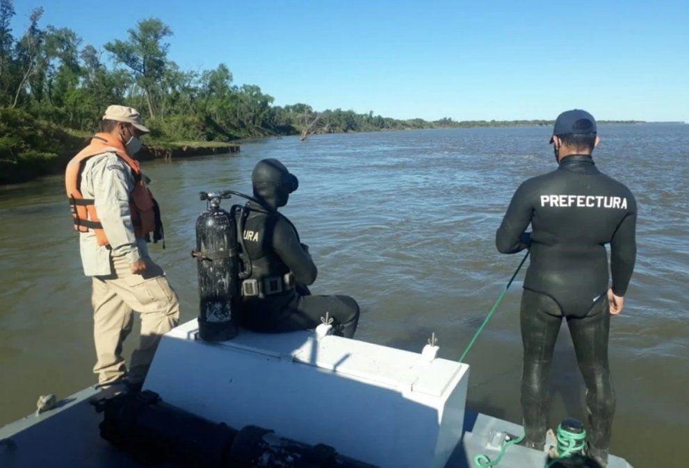 El vecino de Lomas de Zamora falleció ahogado en el Río Paraná.