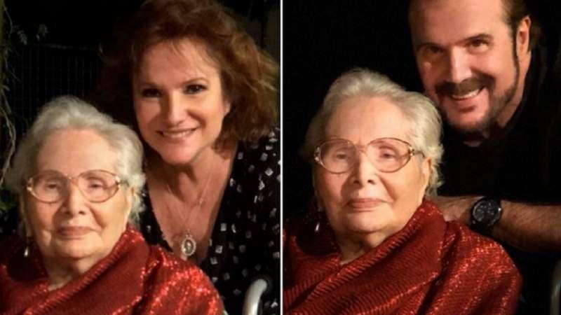 Falleció la madre de los Pimpinela a los 96 años
