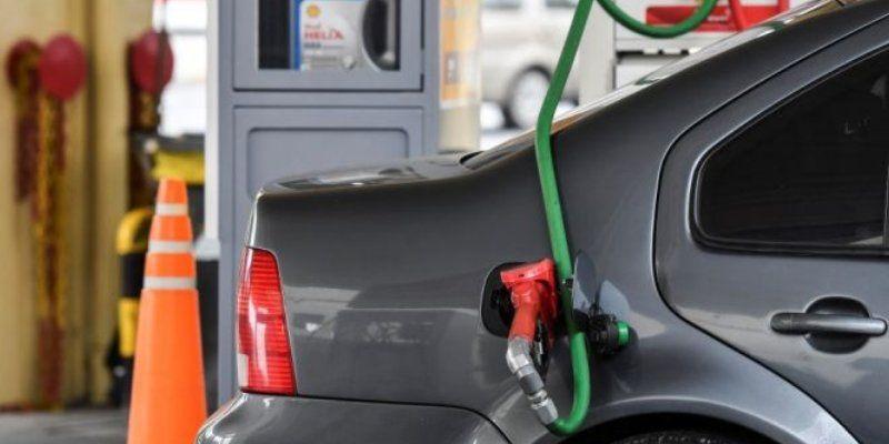 Aumentos en los combustibles a partir de mañana