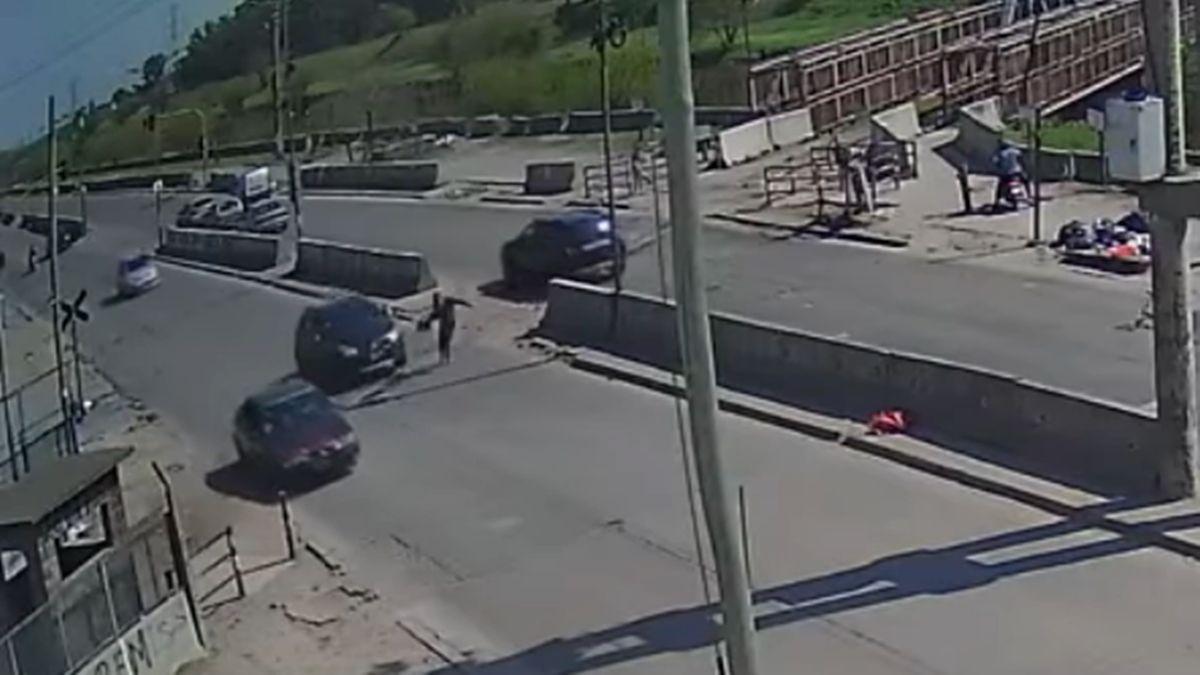 Lomas de Zamora: robó, intentó escapar y lo atropellaron