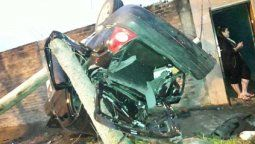 Accidente en 9 de Abril