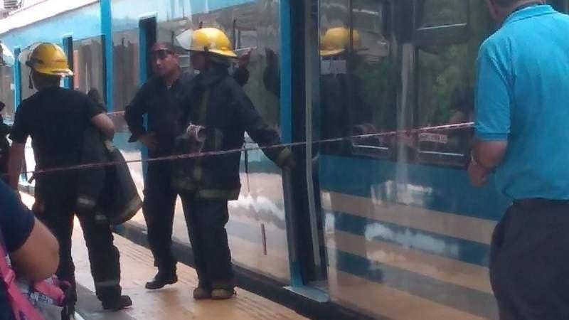 Tren Roca con demoras por un muerto en Gerli
