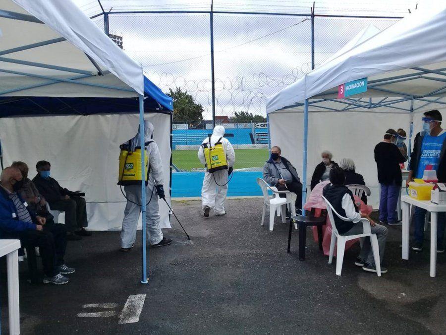 La segunda ola de coronavirus impactó en Lomas de Zamora: nuevo récord de contagios