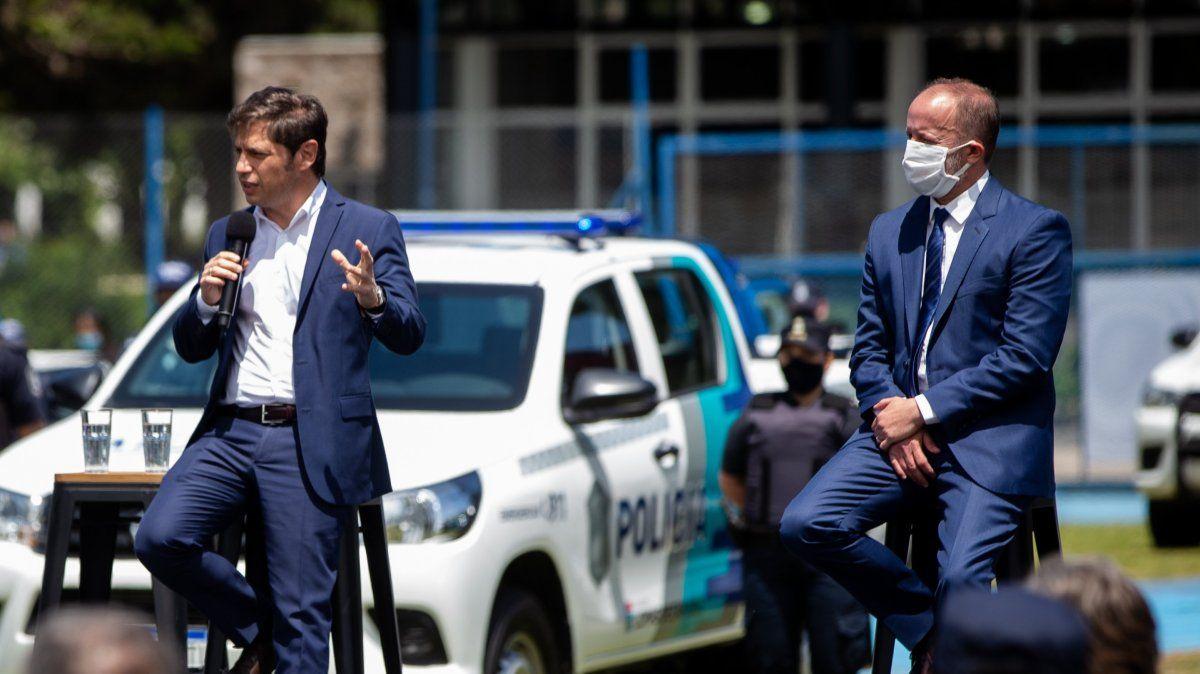 Axel Kicillof eligió a Martín Insaurralde como nuevo jefe de gabinete bonaerense.