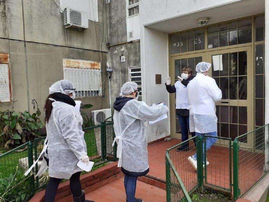 Almirante Brown alcanzó un nuevo récord de contagios de coronavirus: cuántos son