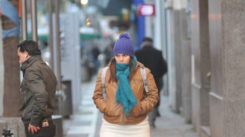 Insólito: hizo más frío en Ezeiza que en Ushuaia