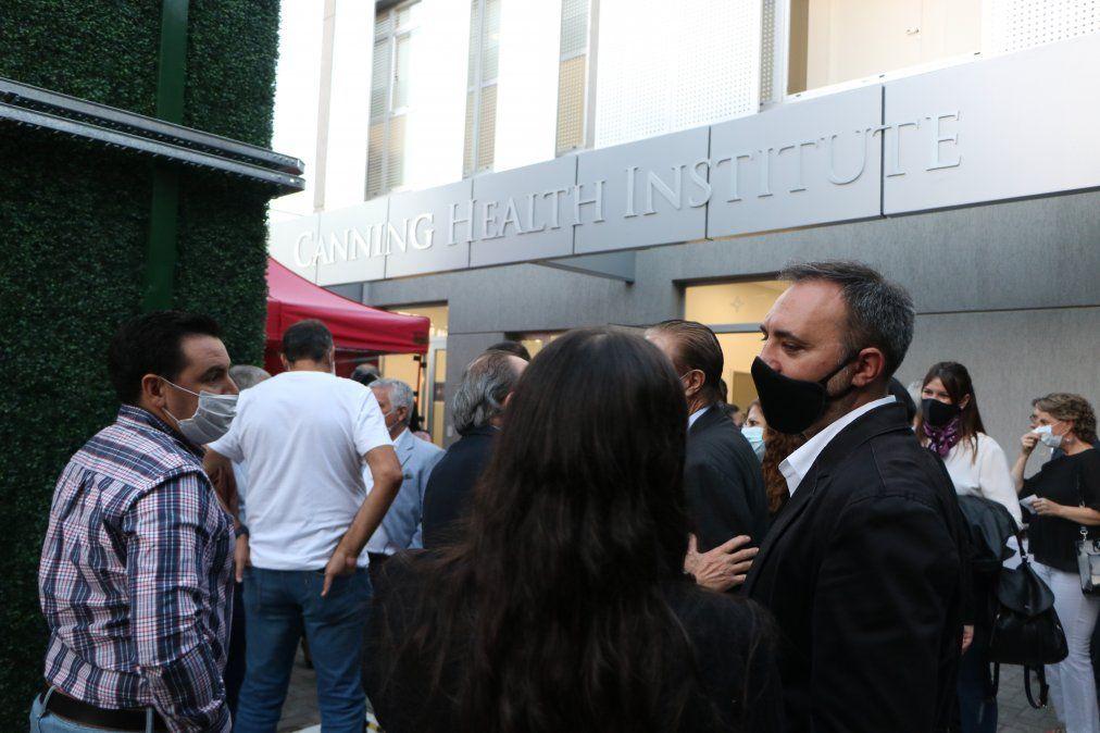 CanningHealthpone en marcha un nuevo circuito de ginecología a cargo de DavidFusaro
