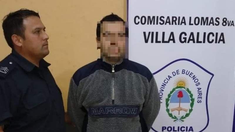 Detuvieron a un hombre en Villa Galicia por amenazar a un vecino con un arsenal