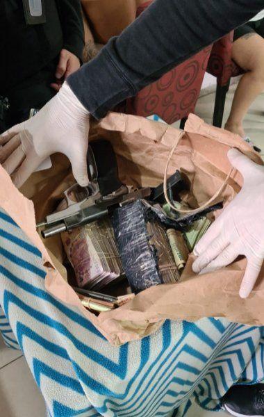 Fiorito: cayó una banda narco tras un allanamiento