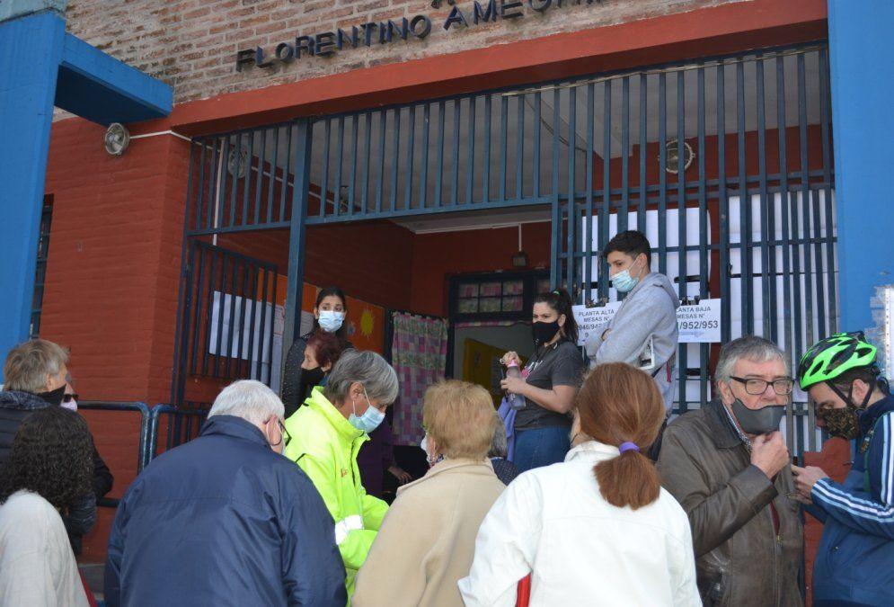 Elecciones en Lanús.
