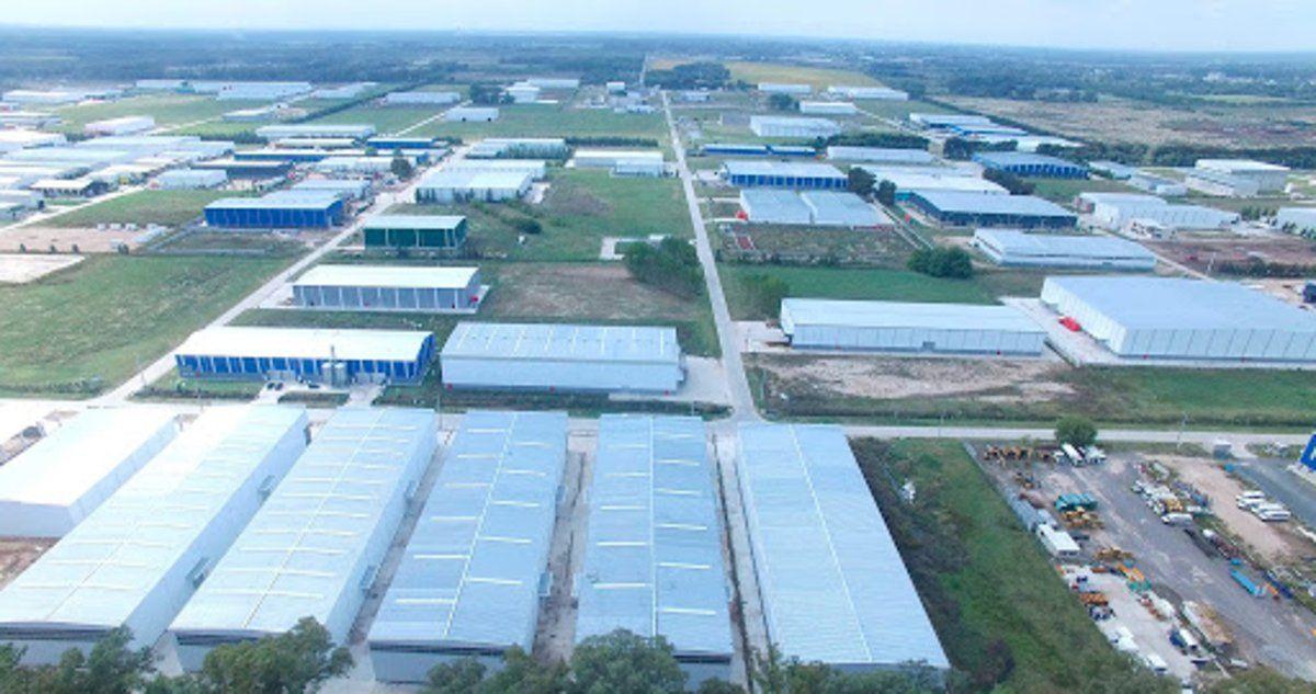 Axel Kicillof habilitó el Parque Industrial de Ezeiza