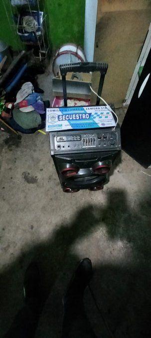Lomas: cayó un ladrón que le robó electrodomésticos a una vecina de Fiorito