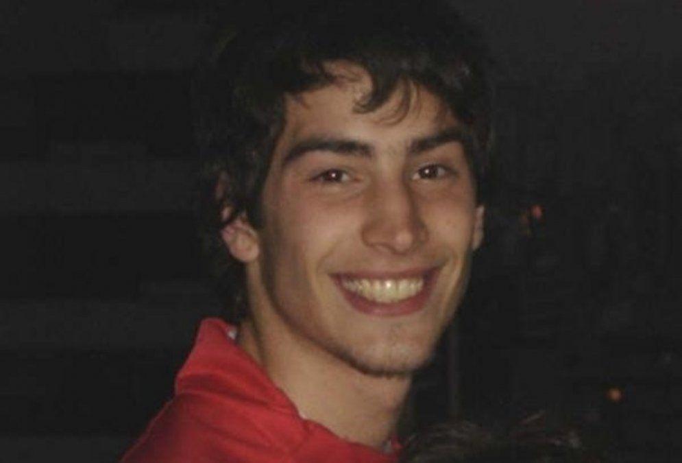 Martín, el joven que murió en La Casona.