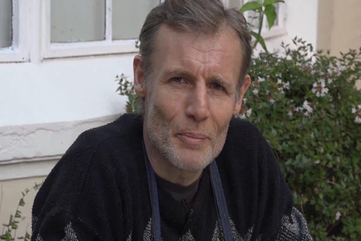 dolor en monte grande por un profesor de arte: el vecino que fallecio cuando manejaba su moto