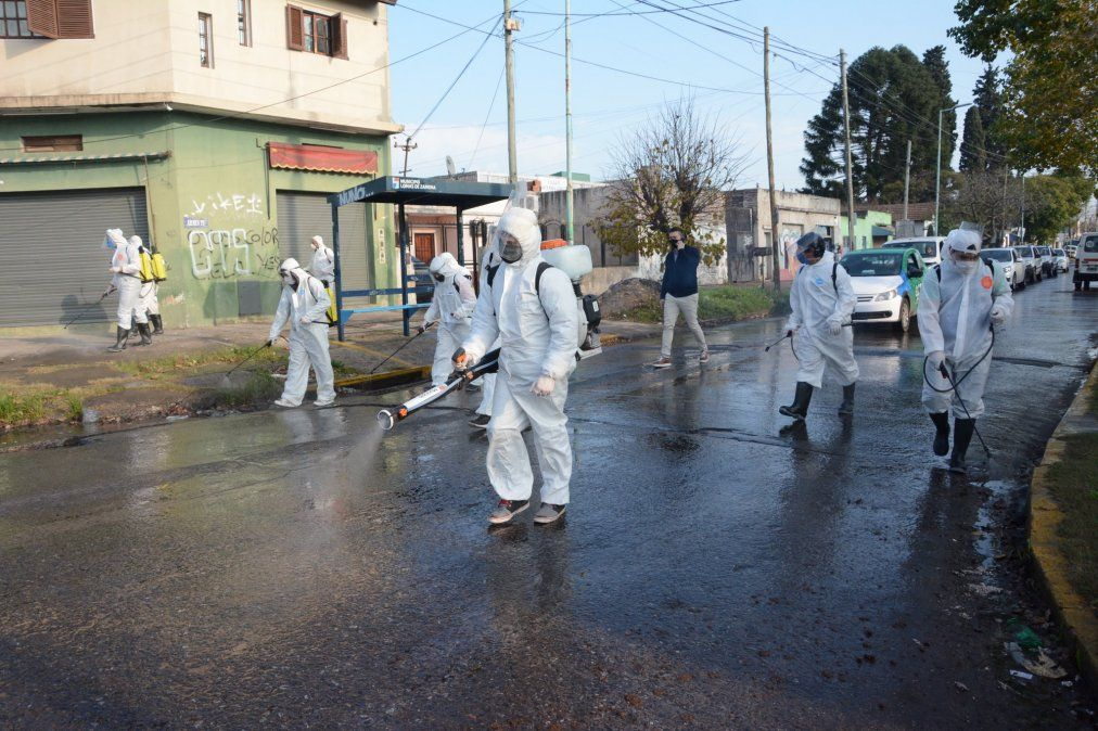 Lomas de Zamora superó los 8.000 casos de coronavirus