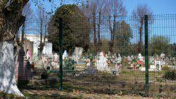 Cementerio de Monte Grande